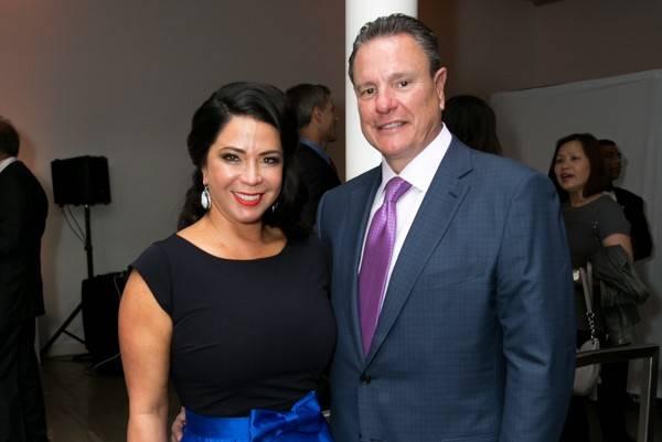 Maria Barrios and Richard Ehmer