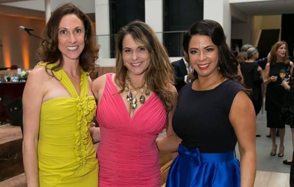 Christina Deeb, Teresa Rodriguez and Maria Barrios Ehmer