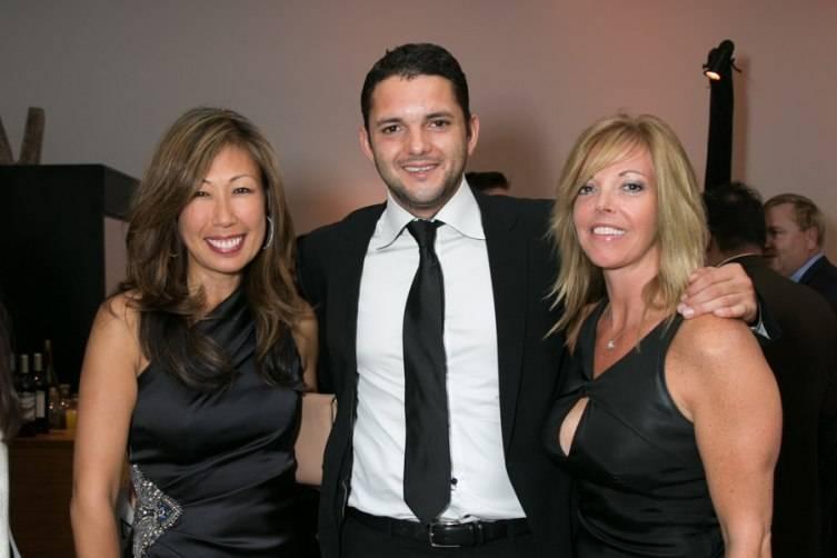 Joy Yi Boatwright, Felix Ghoul and Lori Kuhn