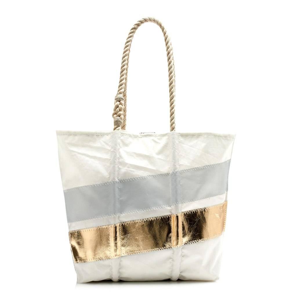 J. Crew Sea Bag ($120)