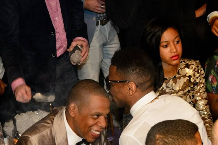 D'USSE presents Fight Weekend at Marquee Las Vegas hosted by JAY Z