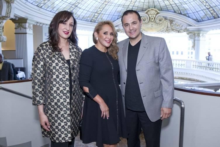 Jeannie Gutierrez, Brenda Zarate, Eric delToro