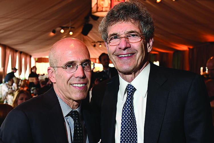 Jeffrey Katzenberg, Alan Horn