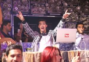 Joe Jonas at Hyde