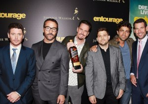 "- New York, NY - 5/27/15 - A Special New York Screening of ""Entourage"" Presented by Johnny Walker Scotch Whiskey.     -PICTURED: Kevin Connolly,Jeremy Piven,Kevin Dillon,Jerry Ferrara,Adrian Grenier,Doug Ellin -PHOTO by: Dave Allocca/Starpix  -Filename: DA_15_3460.JPG -Location: Paris Theater  Startraks Photo New York,  NY For licensing please call 212-414-9464  or email sales@startraksphoto.com Startraks Photo reserves the right to pursue unauthorized users of this image. If you violate our intellectual property you may be liable for actual damages, loss of income, and profits you derive from the use of this image, and where appropriate, the cost of collection and/or statutory damages."