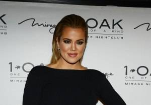 LAS VEGAS, NV - MAY 22:  Khloe Kardashian arrives at 1 OAK Nightclub Las Vegas at the Mirage Hotel & Casino on May 22, 2015 in Las Vegas, Nevada.  (Photo by Denise Truscello/WireImage)  *** Local Caption *** Khloe Kardashian