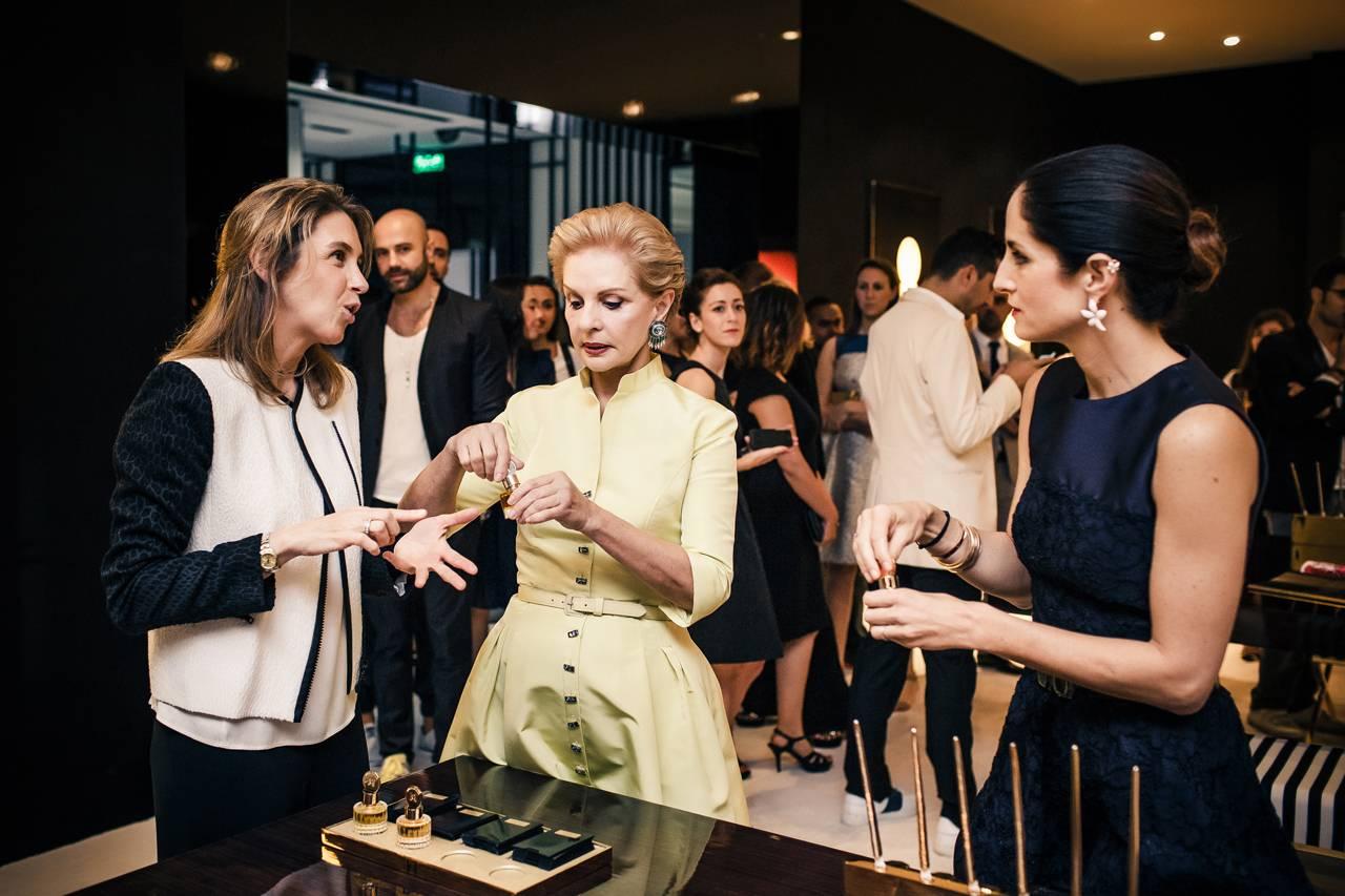 Herrera Confidential Hosts International Fragrance Launch In Dubai