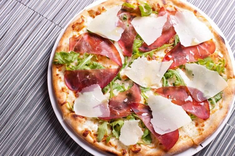 La Spiga: Pizza Valtellina
