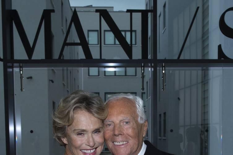 Giorgio Armani's 40th anniversary 6