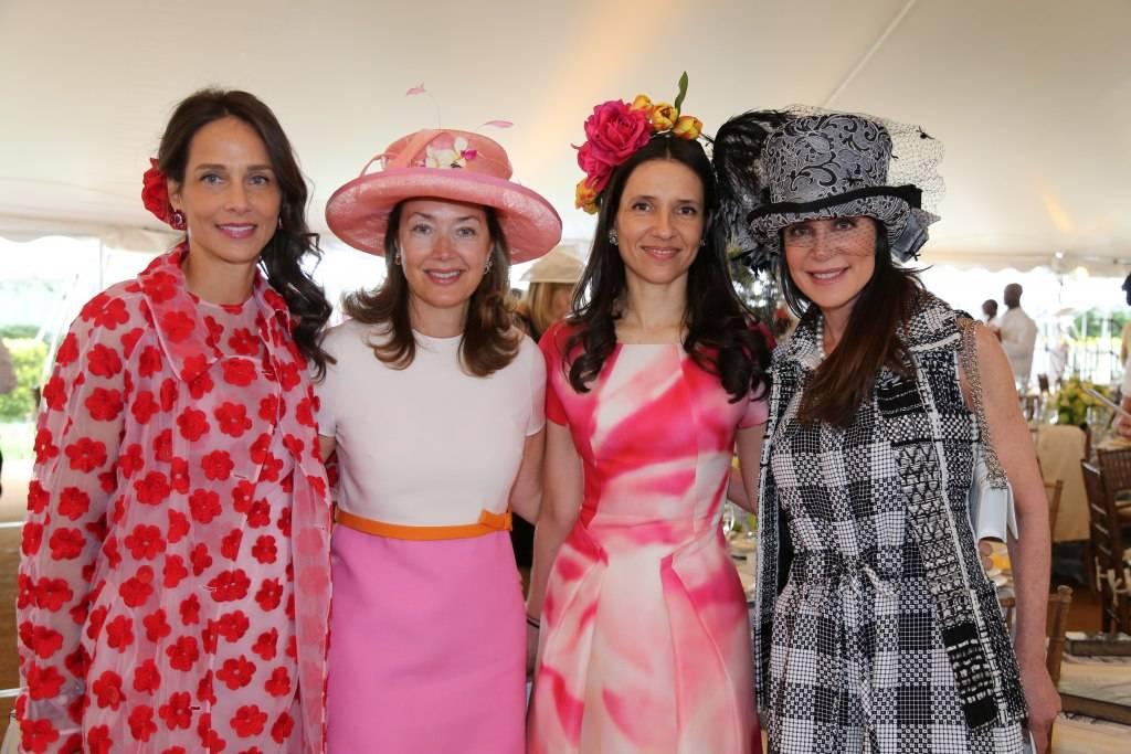 Marcia Mishaan, Lisa McCarthy, Alexandra Mirzayantz, Lois Robbins_Mary Hilliard