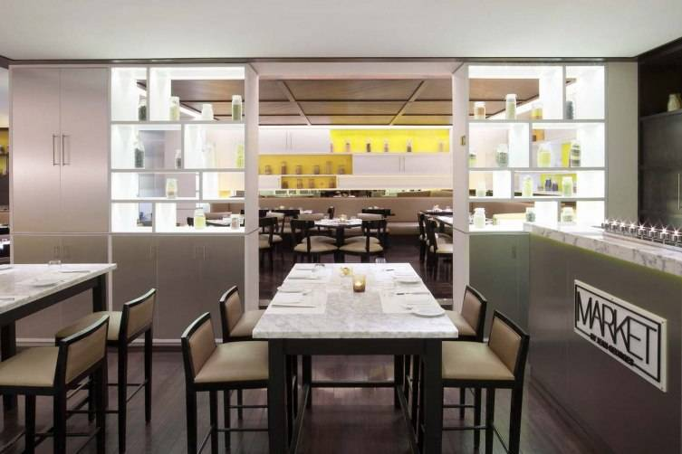 Market by Jean-Georges: Dining Room