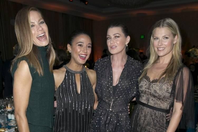 Michelle Monaghan, Emmanuelle Chriqui, Ellen Pompeo and Ali Larter