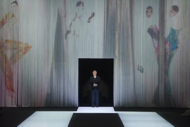 Giorgio Armani's 40th anniversary 11