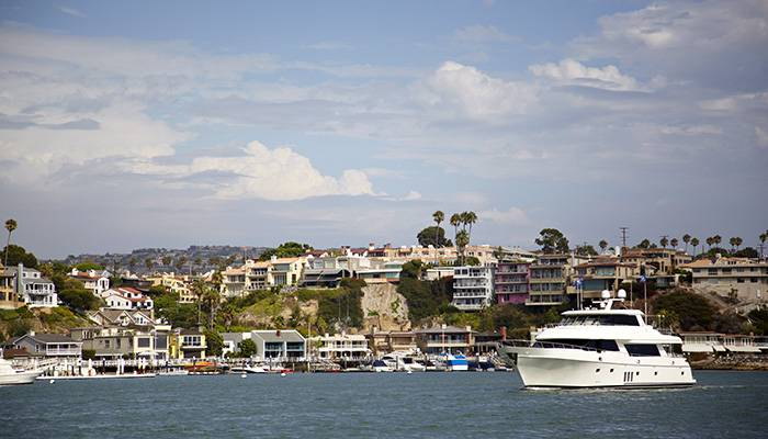The Newport Harbor