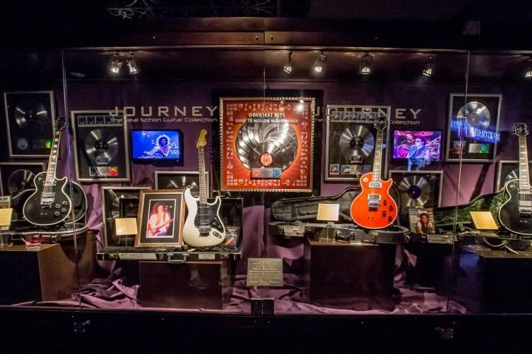 Neal Schon Guitar Case