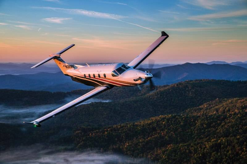 Nicholas Air_Pilatus PC12