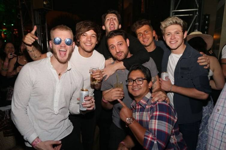 One Direction at XS.
