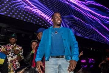 Puff Daddy at LiFE Nightclub inside SLS Las Vegas, May 23_Andrew Dang