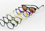 Carrera Introduces Colorful Sunglasses with Interchangeable Frames