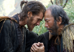 Andrew Garfield in the upcoming Martin Scorsese film 'Silence'