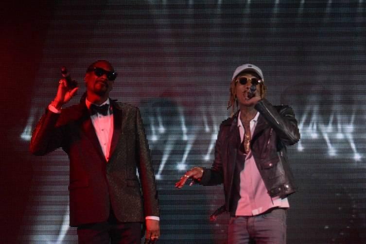 Snoop Dogg_Wiz Khalifa_TAOMDW2015