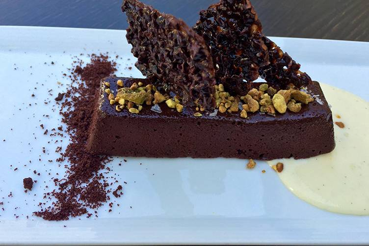 Solbar's Chocolate Marquise, photo bia Solbar