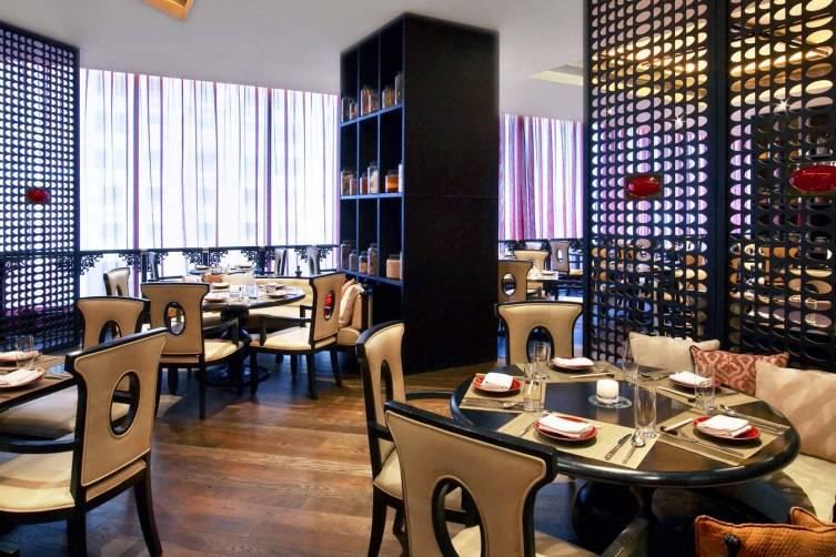 Spice Market: Dining Room