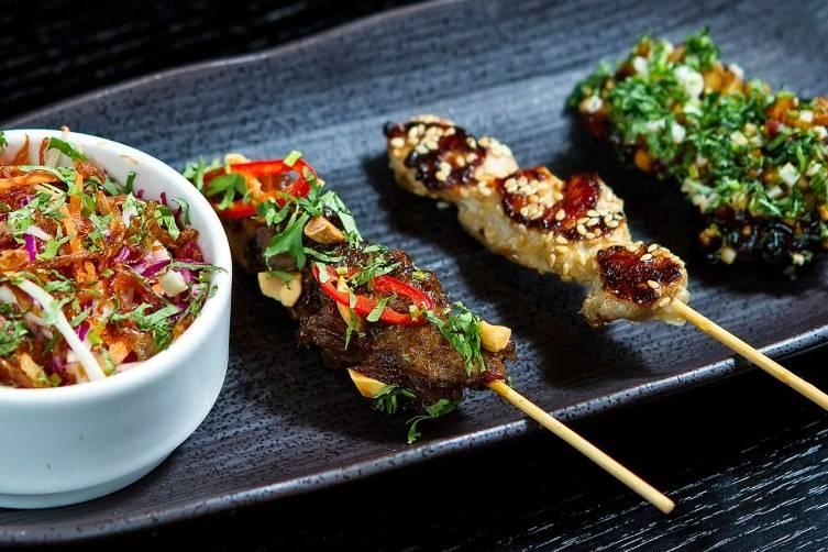 Spice Market: Satay