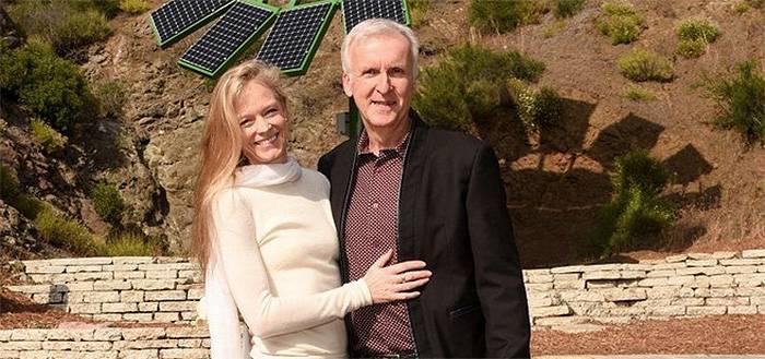 James Cameron and Susan Amis: True Love