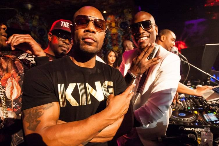 Tank and Tyrese 2
