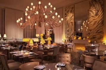 The Bazaar Blanca Dining Room