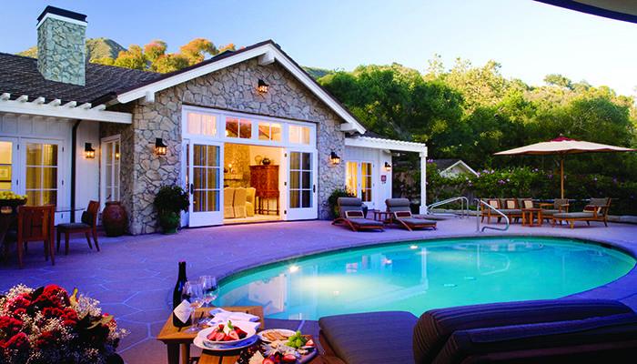 The Warner Cottage at San Ysidro Ranch
