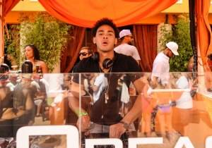 Trey Smith at Tao Beach
