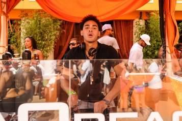Trey Smith aka DJ Ace_TAO Beach MDW2015