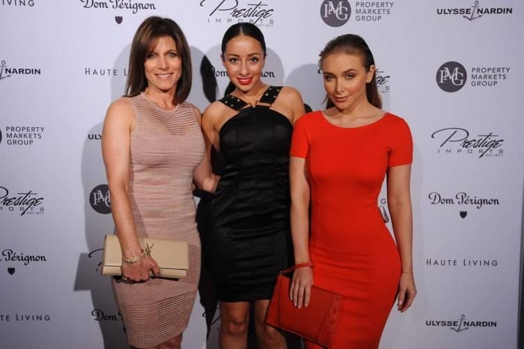 Valerie Kaye, Melissa Marin, & Brooke David