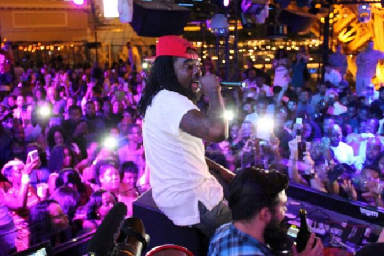 Wale at Chateau Nightclub