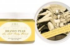 FarmHouse Fresh Goods' Brandy Pear Sea Salt Body Polish