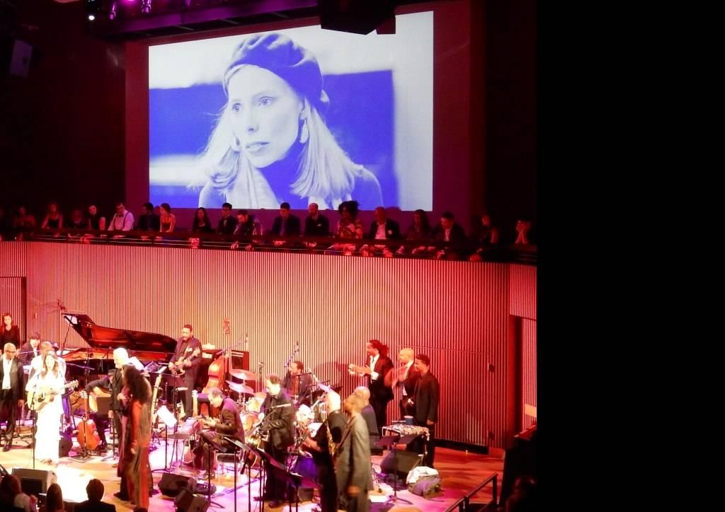 SFJAZZ Gala honoring Joni Mitchell