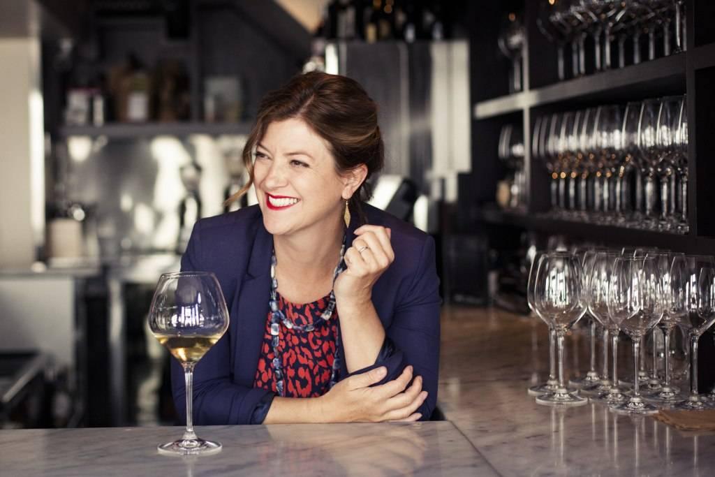A16 Co-Owner/Wine Director Shelley Lindgren