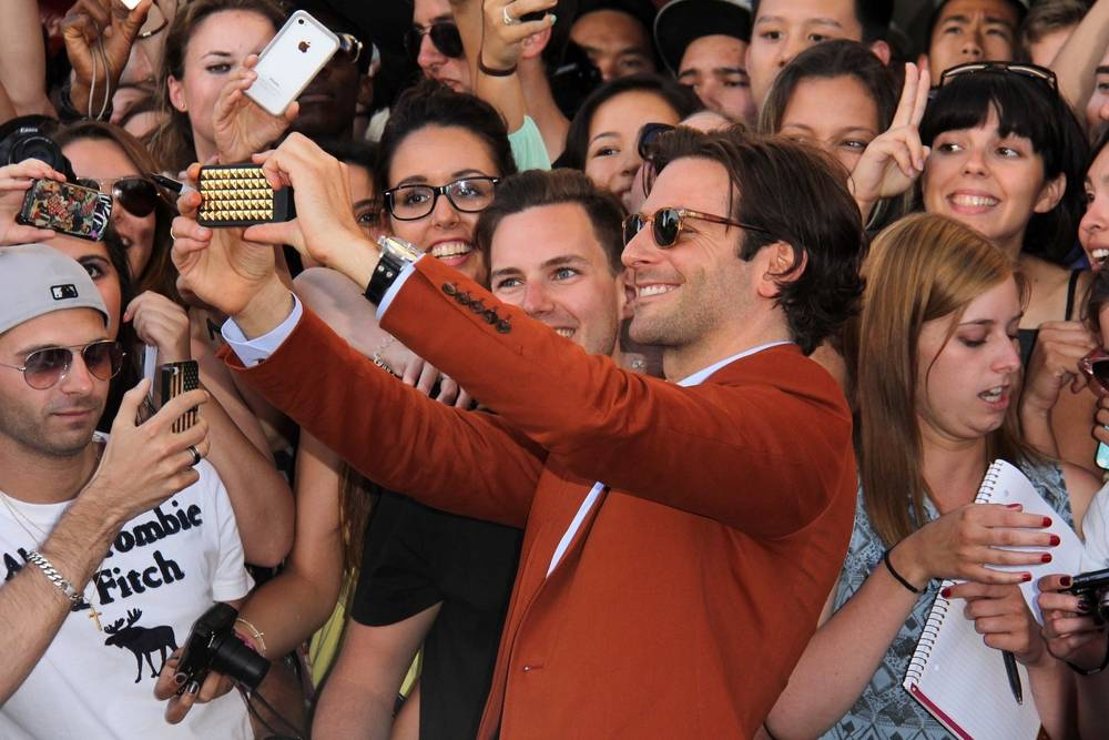 Tony Awards presenter and nominee Bradley Cooper, photo by  s_bukley