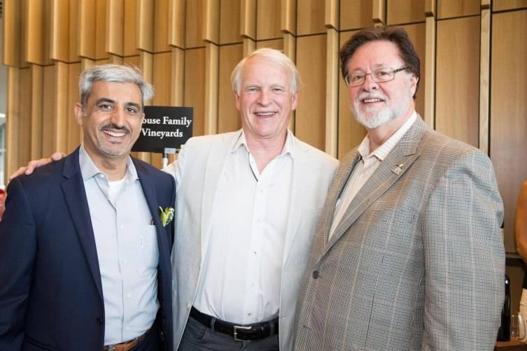 Muhammed Chaudhry, Dave House, John York