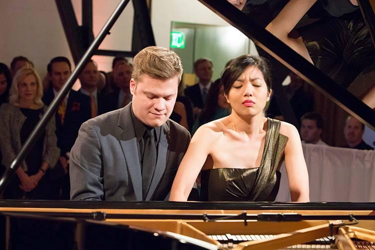 Performance by Elizabeth Roe, Greg Anderson