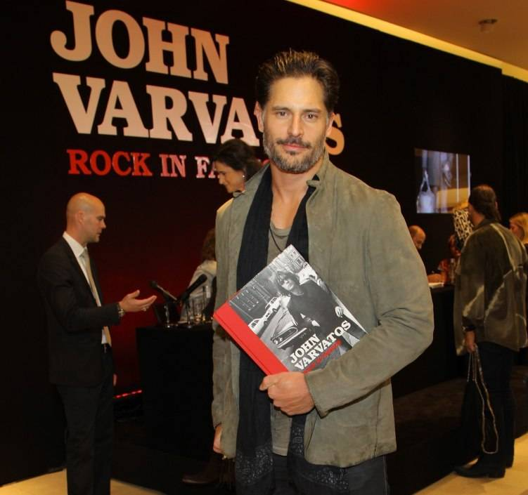 "Joe Manganiello attends the ""John Varvatos: Rock In Fashion"" book launch held at Neiman Marcus on November 6, 2013 in Beverly Hills"