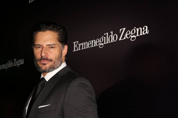 Joe Manganiello attends Ermenegildo Zegna Global Store Opening hosted by Gildo Zegna and Stefano Pilati at Ermenegildo Zegna Boutique on November 7, 2013 in Beverly Hills