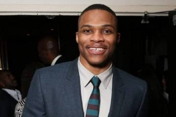 Honoree Russell Westbrook