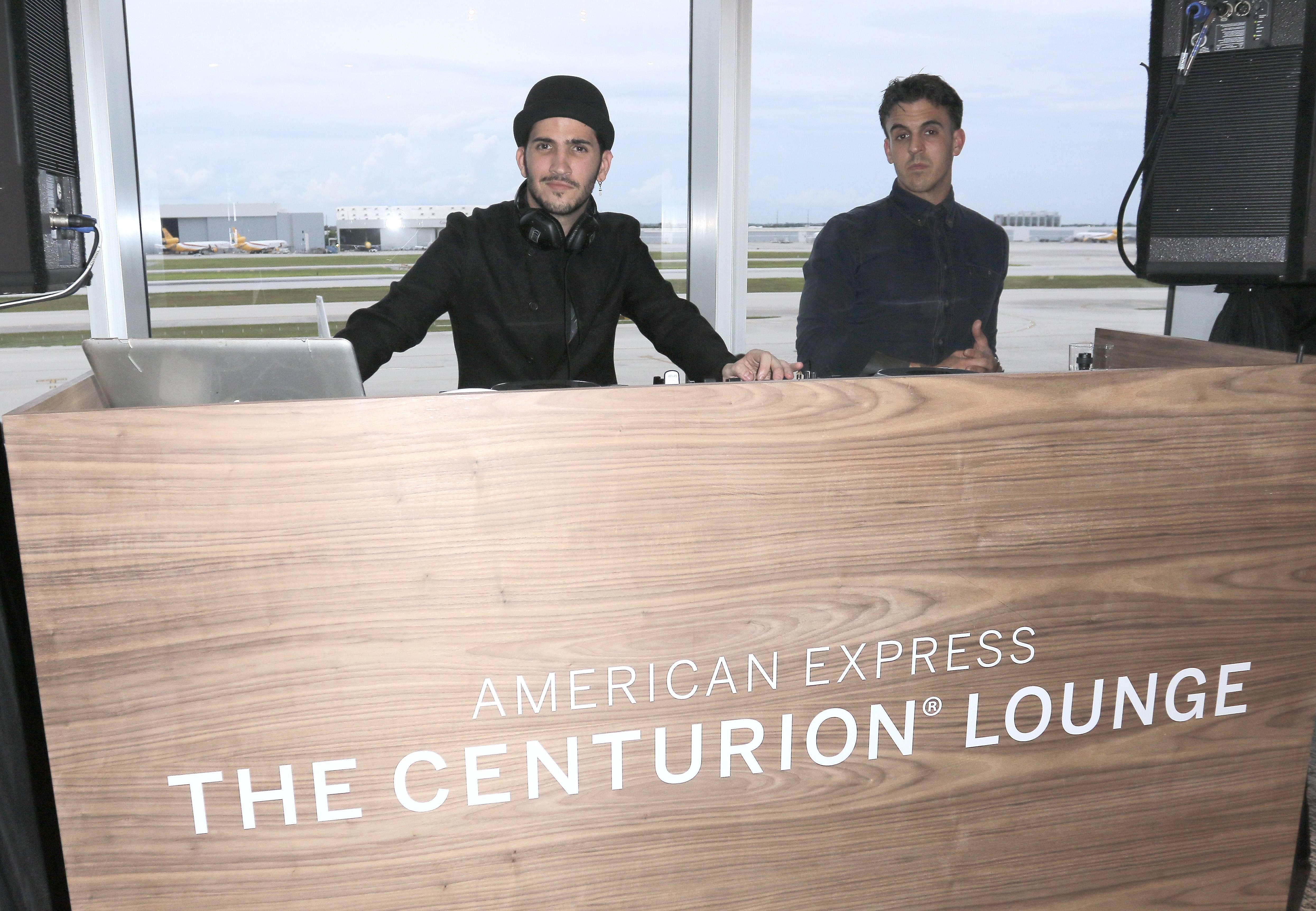 Inside Amex S Stunning New Centurion Lounge At Mia
