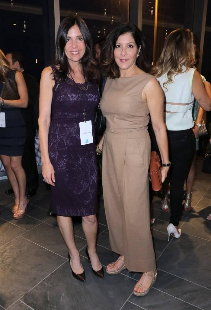 Vivianne Del Rio and Yolanda Berkowitz