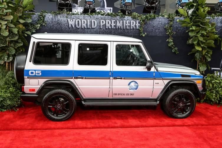 Jurassic World Premiere 1