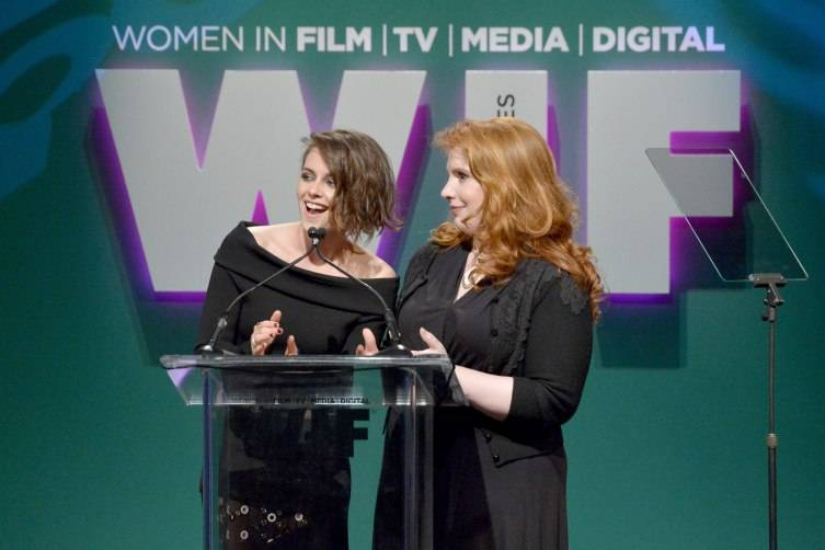 2015 Women in Film Crystal + Lucy Awards 2
