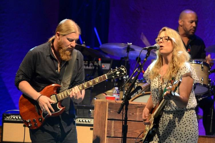 Tedeschi Trucks Band Performs Live At The Pearl At Palms Casino Resort Las Vegas